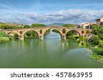 Ancient Roman Bridge Across Th...