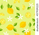 beautiful seamless pattern with ... | Shutterstock .eps vector #457939225