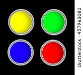 paint bucket   Shutterstock .eps vector #457963081