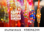 illustration of decorative... | Shutterstock .eps vector #458046244