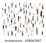 people diversity business... | Shutterstock . vector #458062987