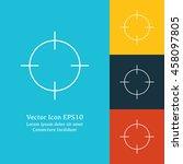 vector illustration of... | Shutterstock .eps vector #458097805