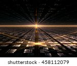 abstract technology background  ... | Shutterstock . vector #458112079