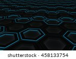 abstract industrial background... | Shutterstock . vector #458133754