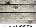 grey wooden background with... | Shutterstock . vector #458222704