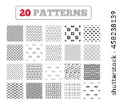 ornament patterns  diagonal... | Shutterstock .eps vector #458238139
