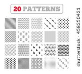 ornament patterns  diagonal... | Shutterstock .eps vector #458250421