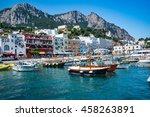 Capri  Italy   July 11  2016 ...