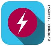 flash vector icon  lightning...
