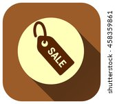 tag sale icon vector logo for...