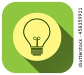lamp icon vector logo for your...
