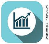 statistics vector icon  graph...