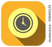 clock vector icon  logo for...
