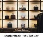 fashion store display | Shutterstock . vector #458405629