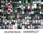 bangkok  thailand   may 05 ...   Shutterstock . vector #458489227