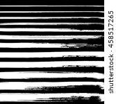 white grunge hand drawn... | Shutterstock .eps vector #458517265