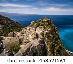 aerial view of the beautiful... | Shutterstock . vector #458521561