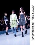 valencia  spain   february 2  ...   Shutterstock . vector #45856630