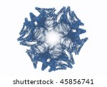 fractal abstract  design... | Shutterstock . vector #45856741