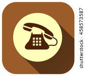 phone icon  vector logo for...