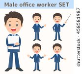 Assortment Of Male Company...