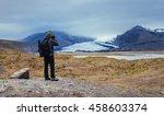 photographer picturesque... | Shutterstock . vector #458603374