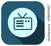 radio icon  vector logo for...
