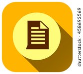 document icon  vector logo for...