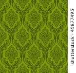 Seamless Green Background