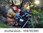 tulcea  romania   june 11 ... | Shutterstock . vector #458782585