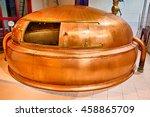 Traditional Copper Distillery...
