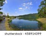 Beautiful Clear Lake In Ilan...