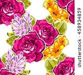 abstract elegance seamless...   Shutterstock .eps vector #458934859