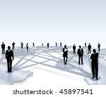 communication | Shutterstock .eps vector #45897541