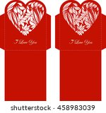 layout invitation card with... | Shutterstock .eps vector #458983039