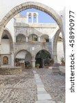 Patmos Monastery Of Apocalypse  ...