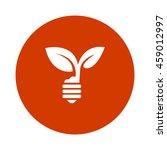 Green Eco Energy Concept  Plant ...