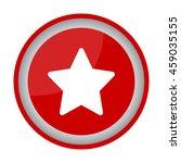web line icon. star  favorit  | Shutterstock .eps vector #459035155