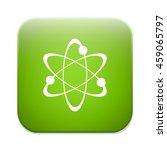 atom icon | Shutterstock .eps vector #459065797