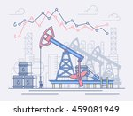 oil industry  pumps  trade....