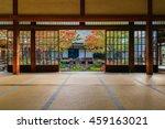 Zen Garden At Kennin Ji Temple...