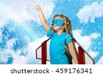 child. | Shutterstock . vector #459176341