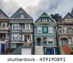 Painted Ladies Victorian Homes...