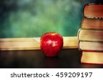 back to school background | Shutterstock . vector #459209197