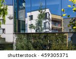 see through reflections.  this... | Shutterstock . vector #459305371