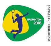 Badminton Icon  Rio Icon ...
