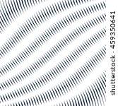 moire pattern  monochrome... | Shutterstock . vector #459350641