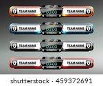 scoreboard design elements for... | Shutterstock .eps vector #459372691