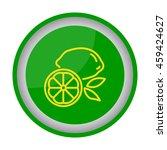 web line icon. lemon | Shutterstock .eps vector #459424627