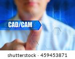 """cad cam"" illustration. a... 
